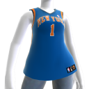 New York Knicks NBA2K11-Trikot