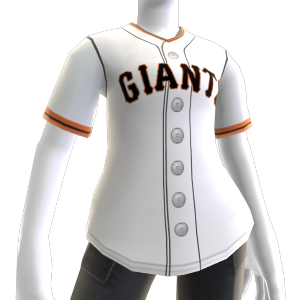 San Francisco Giants  MLB2K10 Jersey