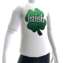 Epic St Pattys White Irish Clover