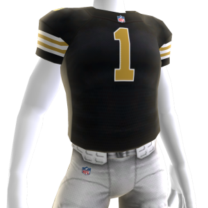 New Orleans Retro Game Jersey