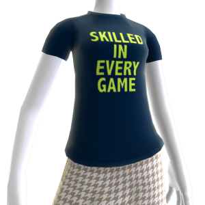 Epic Skilled At Every Game Shirt