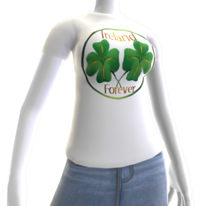 Epic St Pattys Ireland4Ever T-Shirt
