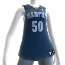 Maillot NBA2K12 Memphis Grizzlies