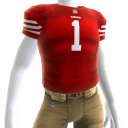 San Francisco Game Jersey 
