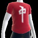 RDS Balance Tee - Red
