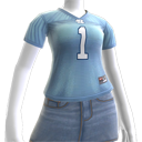 UNC Football Jersey