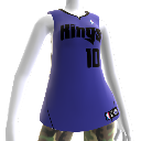 Sacramento Kings NBA2K12-Trikot