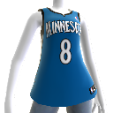 Minnesota Timberwolves NBA2K12-trui