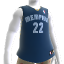 Memphis Grizzlies NBA2K10 Jersey