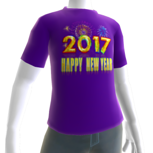 2017 HNY Purple Tee