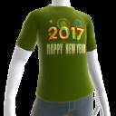 2017 HNY Green Tee