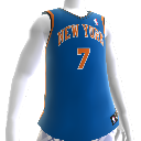Camis. NBA2K12: New York Knicks