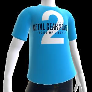 MGS2 Logo Shirt
