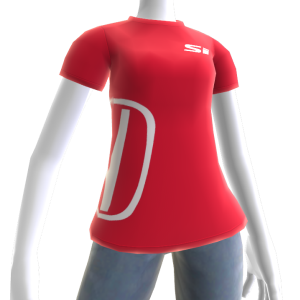 Honda Forza Motorsports Red Avatar Shirt