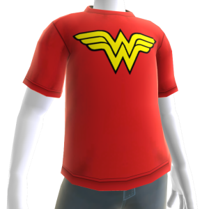 Wonder Woman Logo Tee