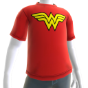 T-Shirt Logo Wonder Woman