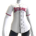 Maillot MLB2K10 Washington Nationals