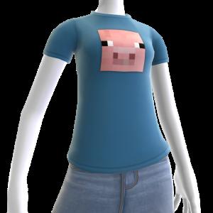 Camiseta de cerdo