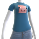 Gris-T-shirt