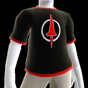 T-shirt Crimson Lance