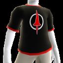 T-Shirt Lance Écarlate