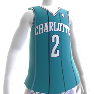 Camiseta NBA 2K13 Hornets 92-93 Retro