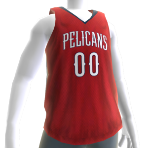 Pelicans Alternate Jersey