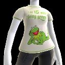 Camiseta ecológica de Gustavo