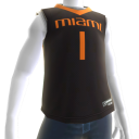 Miami Basketball Jersey