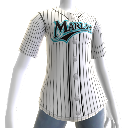 Florida Marlins  MLB2K11-Trikot