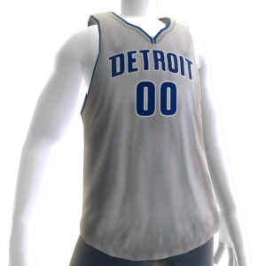 Pistons Alternate Jersey