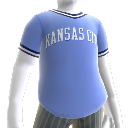 Retro Kansas City Royals Jersey