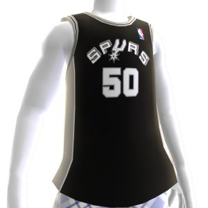 Spurs 97-98 Retro NBA 2K13 Jersey
