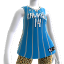 Orlando Magic NBA2K10-Trikot