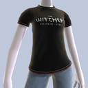 Camiseta de Witcher 2