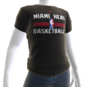 Heat On-Court Tee