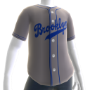 Jersey retro de los Dodgers de Bkl