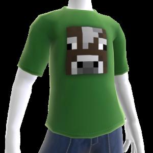 Camiseta de vaca