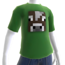 T-shirt vache