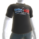 T-shirt SmackDown vs. Raw 2011