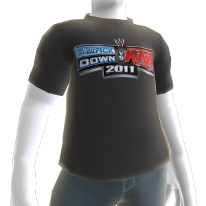 Camiseta de SmackDown vs. Raw