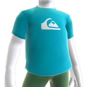 Mountain and Wave Tee