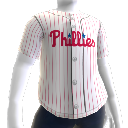 Philadelphia Phillies  MLB2K10-Trikot
