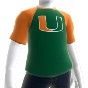Miami Baseball T-Shirt