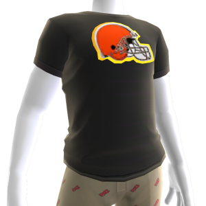 Browns Gold Trim Tee