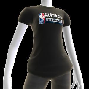 2018 NBA All-Star Game Tee - Black