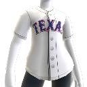 Texas Rangers MLB2K10 Jersey