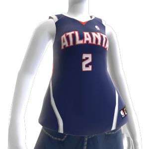 Atlanta Hawks NBA2K10 Jersey