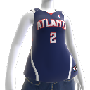 Atlanta Hawks NBA2K10-Trikot