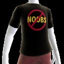 Epic No Noobs Shirt